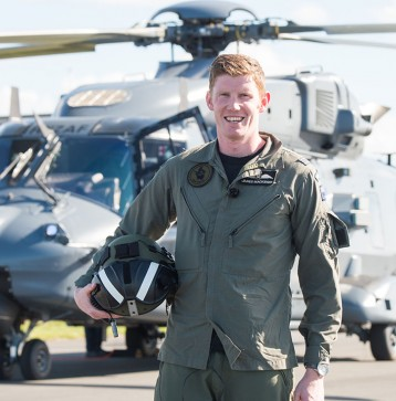Helicopter Loadmaster | New Zealand Air Force | Defence Careers