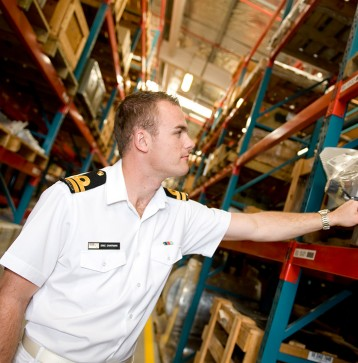 Logistics Supply Specialist   Defence Careers