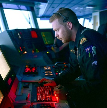 Supply Officer | Logistics & Administration | Defence Careers